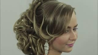 Romantic hairstyle! tutorial!