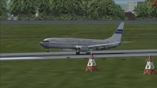 Boeing 737-900 Ростов на дону без монтажа  (Rostov on Don without montage)
