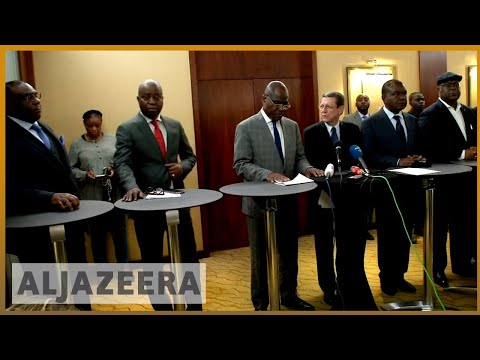 🇨🇩 DRC candidates form alliance, hope to unite opposition | Al Jazeera English