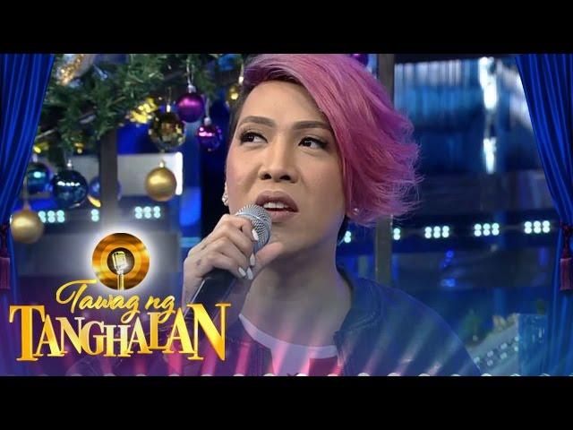 Tawag ng Tanghalan: Vice's monicker if he enters the PBB House