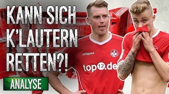 K'Lautern vor Abstieg in 3. Liga! | Analyse