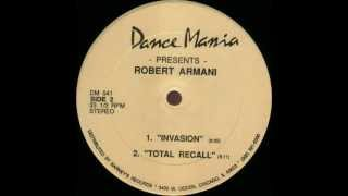 Robert Armani - invasion