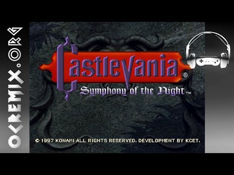 """Castlevania: Symphony of the Night OC ReMix by OceansAndrew: """"Legacy of Darkness"""" (#3645)"""