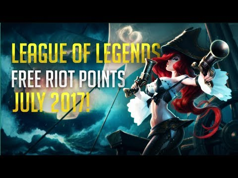 How to get FREE Riot Points in League of Legends 2017 ...