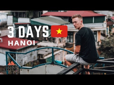 Exploring HANOI - EXACT COST FOR FOREIGNERS 🇻🇳