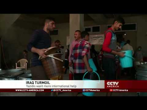Kurds recapture Mosul dam with help of US airstrikes