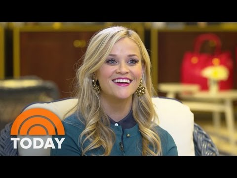Reese Witherspoon On Empowering Women, Grandparents, Being a Mom | TODAY