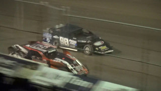 USRA Modified feature Mason City Motor Speedway 5/7/17