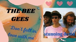 Video don't fall  in  love with me  -  bee gees / demo download MP3, 3GP, MP4, WEBM, AVI, FLV Desember 2017