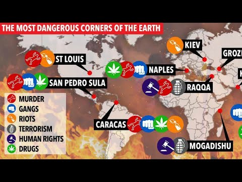 Naples: the most DANGEROUS city on Earth according to The Sun ⚠☠