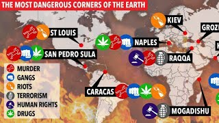 Naples, Italy: The Most Dangerous City On Earth According To The Sun ⚠☠