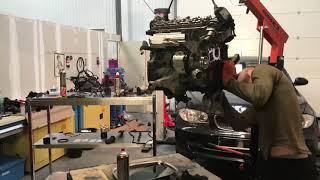 Remplacement kit chaine de distribution BMW n47