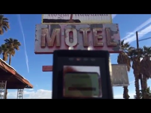 Ghost Investigation Abandoned Motel Royal Hawaiian Ovilus 3 Session