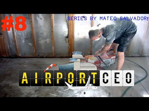 Airport CEO (St. Thomas Connect) #8 NEW UPDATE! And Terminal Remodeling!