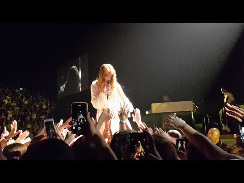 'Moderation' (NEW SONG) - Florence + The Machine LIVE | Auckland, New Zealand 2019
