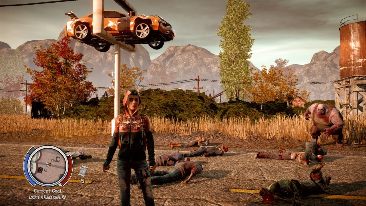 State Of Decay 2 will have 3 large maps at launch    YouTube State Of Decay 2 will have 3 large maps at launch