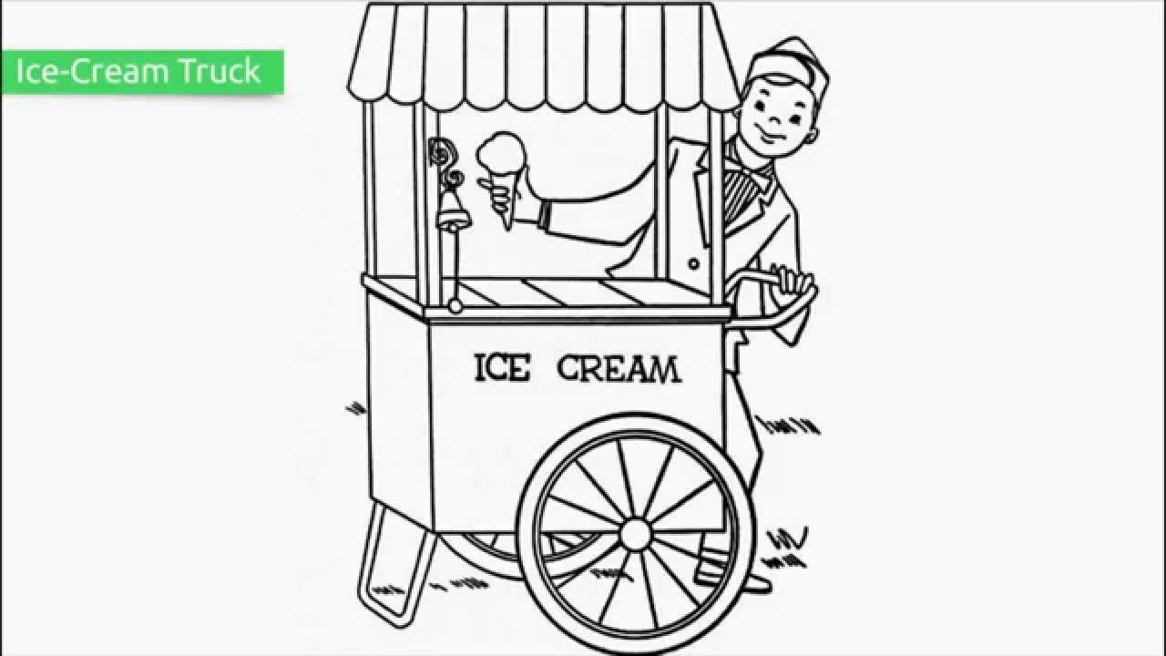 top 20 free printable ice cream coloring pages youtube