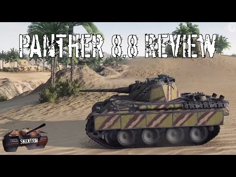 WoT Panther mit 8.8 L/71 - Stalker from YouTube · Duration:  24 minutes 9 seconds