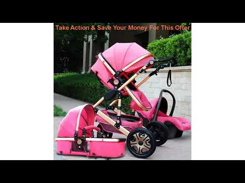 luxury-baby-stroller-3-in-1-with-car-seat-portable-reversible-high-landscape-baby-stroller-hot-mom