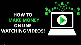 How To Make Money Watching YouTube Videos Online (Simple and Free)