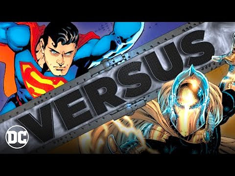 SUPERMAN vs DOCTOR FATE