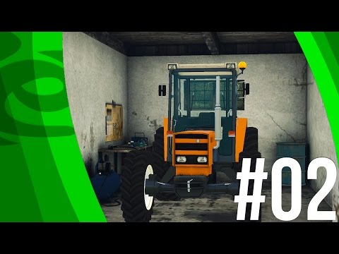 Farming Simulator 15 | Les Fermiers Du Limousin | Episode 2 | On Presse  !