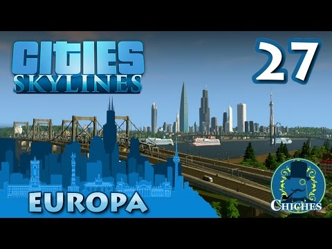 Cities Skylines - Europa - #27 en español