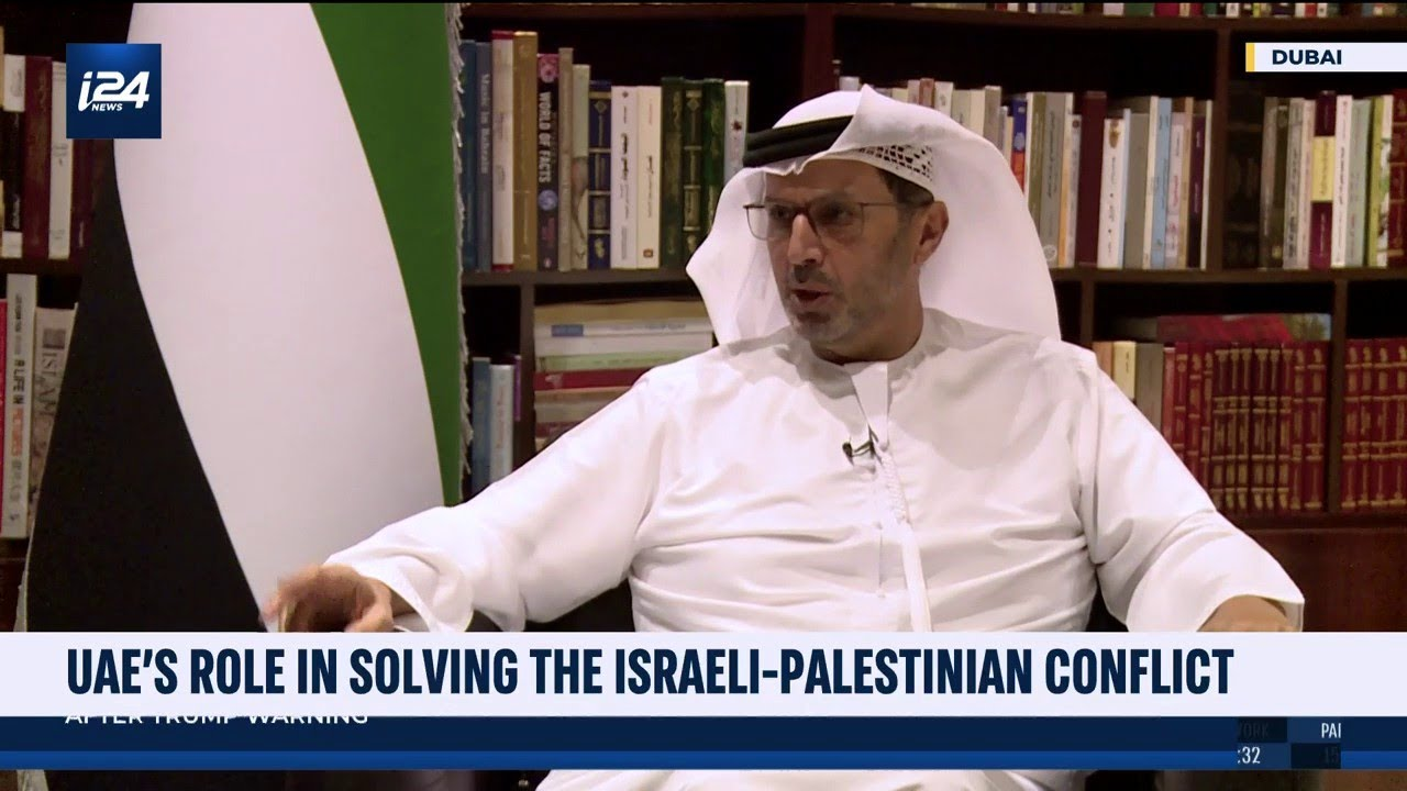 EXCLUSIVE: UAE Lawmaker calls Hamas and PLO 'Corrupt' and 'Murderers'