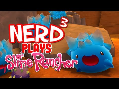 Nerd³ Plays... Slime Rancher - Das Blob