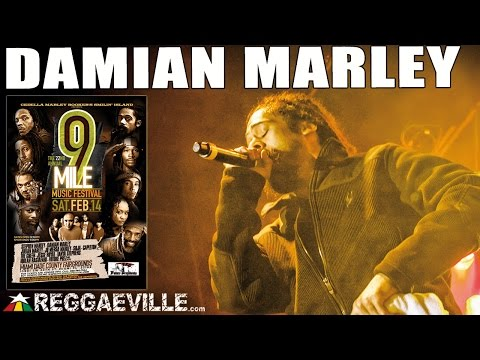 Damian Marley - More Justice @9 Mile Music Festival in Miami, FL [February 14th 2015]