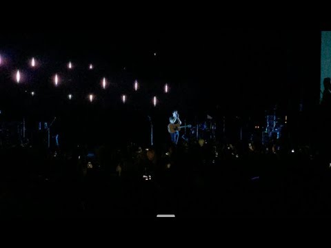 Shawn Mendes - Aftertaste (Off Mic with Silent Audience) May 2016