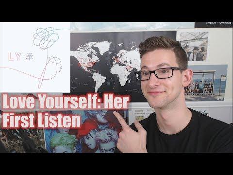 BTS LOVE YOURSELF: HER [FIRST LISTEN]