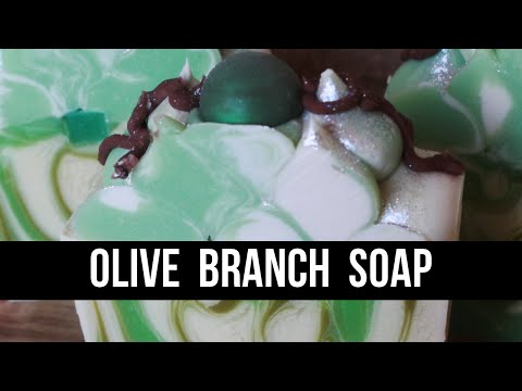 Olive Branch Soap | Royalty Soaps