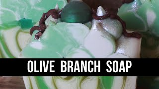 olive branch soap   royalty soaps