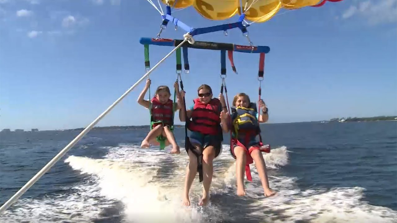 Chute For The Skye Parasail You