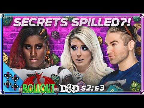 ROLLOUT Season 2: SECRETS About To Be SPILLED?! - Episode 3