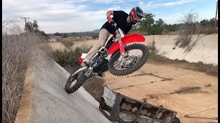Buttery Vlogs Ep9 - I Got A Brand New Dirt Bike