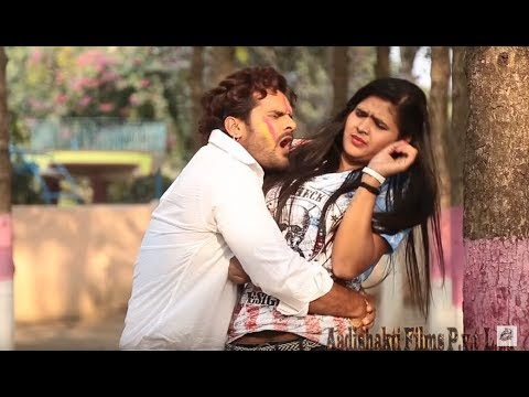 Khesari Lal Yadav और Chandani Singh Holi गाना | छोड़ के यादवजी मरद असली |  New Bhojpuri Holi Song 2018
