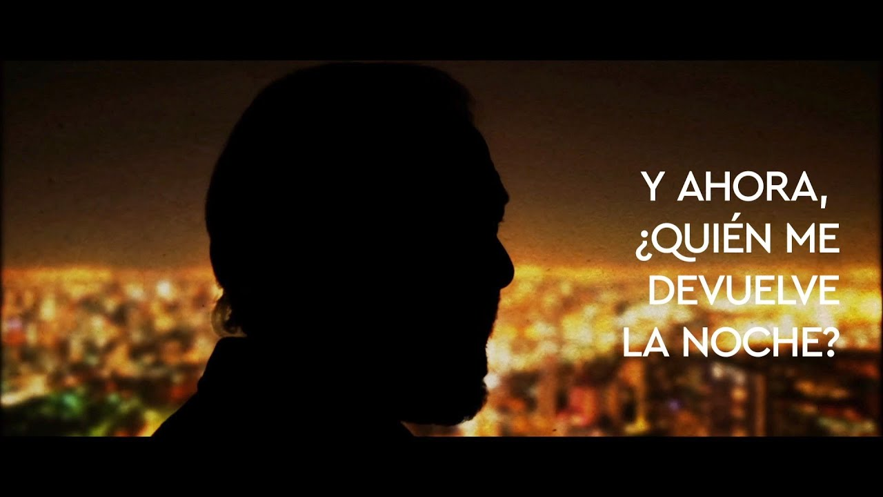 Dani Tejedor - ¿Quién me devuelve la noche? (Lyric Video)