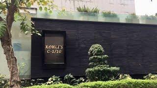 VIRAT KOHLI HOUSE IN DLF PHASE 1 GURUGRAM 🔥🔥 II Virat Kohli's house in Gurgaon
