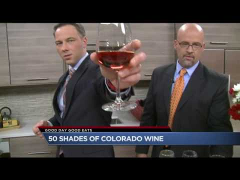 50 Shades of Colorado Wine
