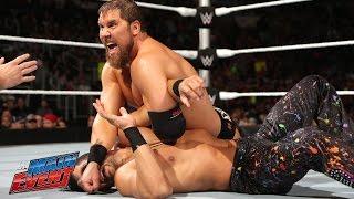 Fandango vs. Curtis Axel: WWE Main Event, April 25, 2015