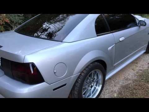 2001 Mustang Gt Kms cams, Borla exhaust