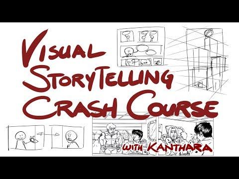 Visual Storytelling Crash Course
