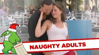 Naughty Adults  Best of Just For Laughs Gags