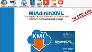 Descarga y Administracion Masiva de XML GRATIS SIEMPRE!
