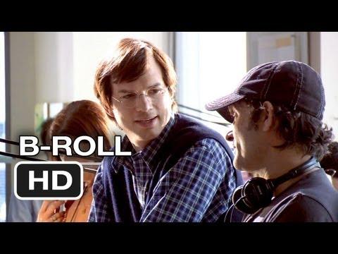 Jobs B-Roll (2013) - Ashton Kutcher, Dermot Mulroney Movie HD