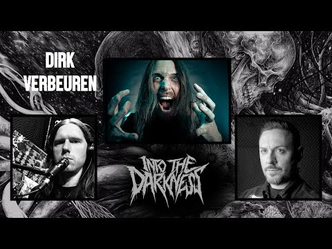 1 hour 4 minutes with Dirk Verbeuren of MEGADETH | INTO THE DARKNESS Interview Series