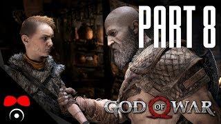PRŮCHOD MEZI SVĚTY! | God of War #8