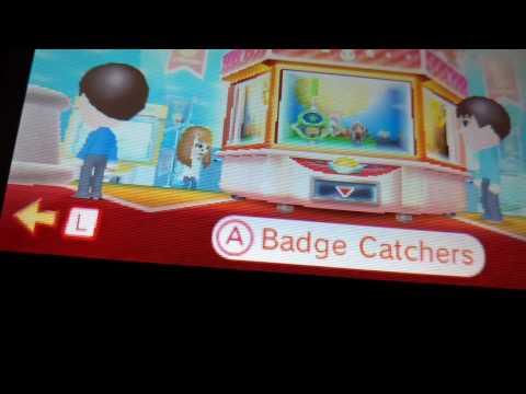 To Nintendo: Badge arcade glitch